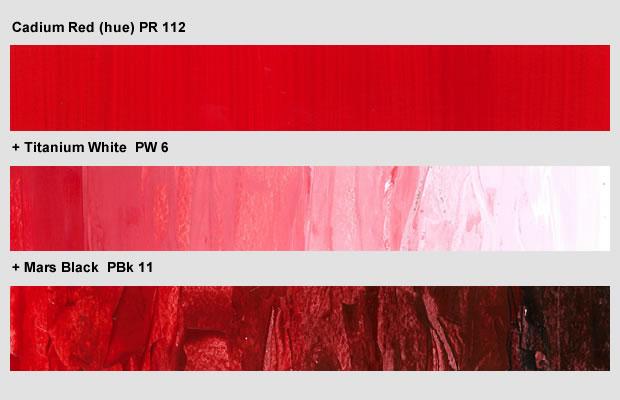 Acrylic Colours Series 3