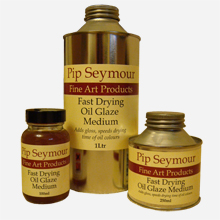 Fast drying oil glaze medium for Fast drying craft paint