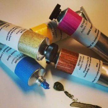 Pip Seymour Oil Colours