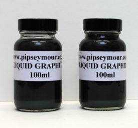 liquid graphite