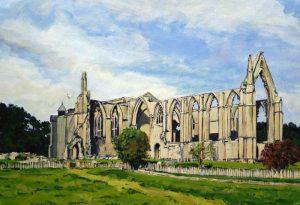Bolton Abbey Priory